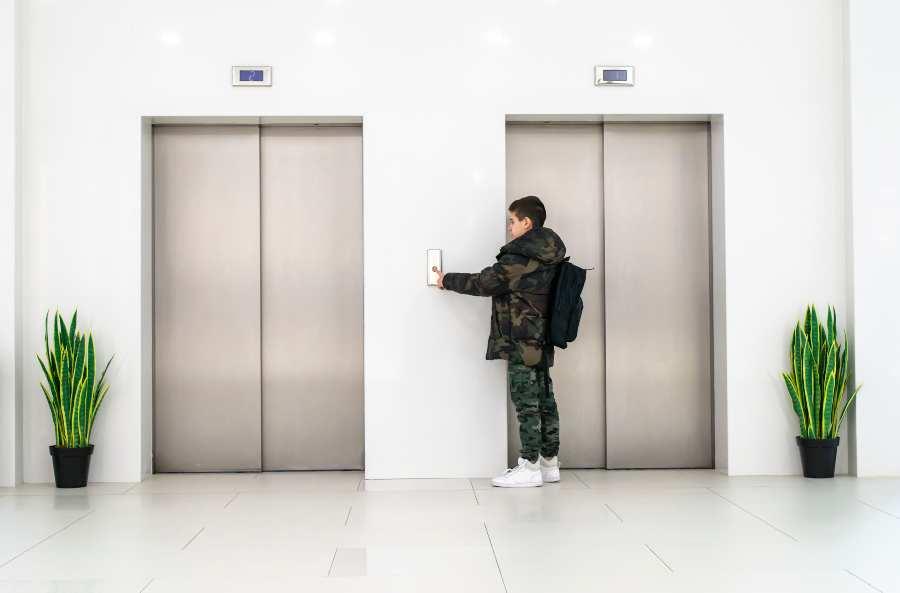 ascensori per interni